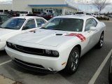 2011 Bright White Dodge Challenger R/T #58501794