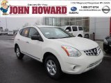 2012 Pearl White Nissan Rogue S Special Edition AWD #58501781