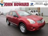 2012 Cayenne Red Nissan Rogue S Special Edition AWD #58501780