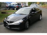 2006 Nighthawk Black Pearl Acura RSX Sports Coupe #5840245
