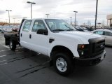 2008 Ford F250 Super Duty XL Crew Cab 4x4 Chassis Data, Info and Specs