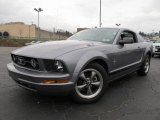 2006 Tungsten Grey Metallic Ford Mustang V6 Premium Coupe #58555288