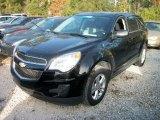 2010 Black Chevrolet Equinox LS #58555799