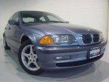 1999 Steel Blue Metallic BMW 3 Series 328i Sedan #5837656