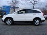 2009 Taffeta White Honda CR-V EX-L 4WD #58555775