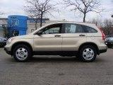 2009 Borrego Beige Metallic Honda CR-V LX 4WD #58555769