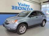 2010 Glacier Blue Metallic Honda CR-V EX #58555219