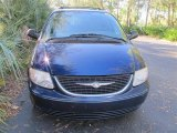2003 Midnight Blue Pearl Chrysler Town & Country EX #58555214