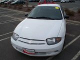2003 Olympic White Chevrolet Cavalier Sedan #5850128