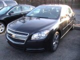 2012 Black Granite Metallic Chevrolet Malibu LT #58555163