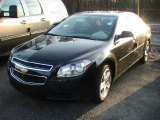 2012 Black Granite Metallic Chevrolet Malibu LS #58555162