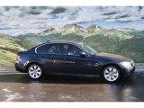 2007 Monaco Blue Metallic BMW 3 Series 335xi Sedan #58555149