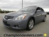 2011 Ocean Gray Nissan Altima 3.5 SR #58555146