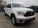 2012 Super White Toyota Tundra CrewMax 4x4 #58555412