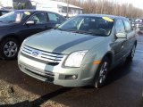 2009 Moss Green Metallic Ford Fusion SE V6 #58555645
