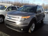 2011 Sterling Grey Metallic Ford Explorer XLT 4WD #58555642