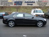 2012 Black Granite Metallic Chevrolet Malibu LT #58555349