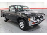 Nissan Hardbody Truck Data, Info and Specs
