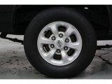 Nissan Hardbody Truck 1997 Wheels and Tires