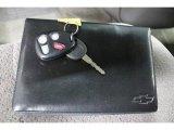 2004 Chevrolet Astro LS Passenger Van Keys