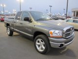 2006 Mineral Gray Metallic Dodge Ram 1500 SLT Quad Cab 4x4 #58555610