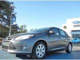 2012 Sterling Grey Metallic Ford Focus SE 5-Door #58555298