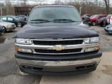 2005 Black Chevrolet Tahoe LS 4x4 #58608028