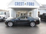 2011 Ebony Black Ford Mustang GT Premium Coupe #58608535