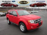 2009 Torch Red Ford Escape XLT V6 4WD #58608532