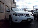2009 Glacier Pearl Nissan Murano SL AWD #58607970