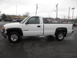 2001 GMC Sierra 2500HD SL Regular Cab Data, Info and Specs