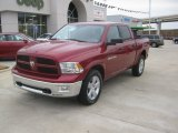 2012 Deep Cherry Red Crystal Pearl Dodge Ram 1500 Outdoorsman Crew Cab 4x4 #58608221