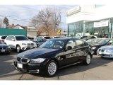 2009 Black Sapphire Metallic BMW 3 Series 328xi Sedan #58607903