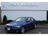 2009 Montego Blue Metallic BMW 3 Series 328i Sedan #58607901