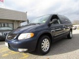 2003 Chrysler Town & Country Patriot Blue Pearlcoat