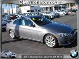 2011 Space Gray Metallic BMW 3 Series 328i Coupe #58608115