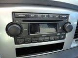 2008 Dodge Ram 3500 Big Horn Edition Quad Cab 4x4 Audio System
