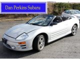 2003 Sterling Silver Metallic Mitsubishi Eclipse Spyder GTS #58607777