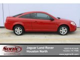2007 Victory Red Chevrolet Cobalt LS Coupe #58608104