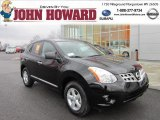 2012 Super Black Nissan Rogue S Special Edition AWD #58608336
