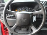 2000 Chevrolet Silverado 1500 Extended Cab Steering Wheel