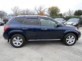 2007 Nissan Murano Midnight Blue Pearl