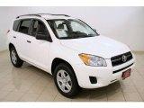 2011 Super White Toyota RAV4 I4 4WD #58608317