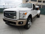 2012 Ford F350 Super Duty King Ranch Crew Cab 4x4 Dually Data, Info and Specs