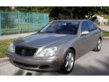 2004 Desert Silver Metallic Mercedes-Benz S 600 Sedan #58608079