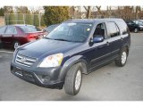 2006 Royal Blue Pearl Honda CR-V EX 4WD #5840273