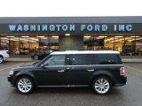 2010 Tuxedo Black Ford Flex SEL EcoBoost AWD #58664336