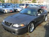 2003 Dark Shadow Grey Metallic Ford Mustang Cobra Convertible #58664206