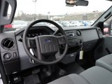 2012 Ford F250 Super Duty XL Regular Cab 4x4 Dashboard
