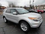 2012 Ford Explorer Ingot Silver Metallic